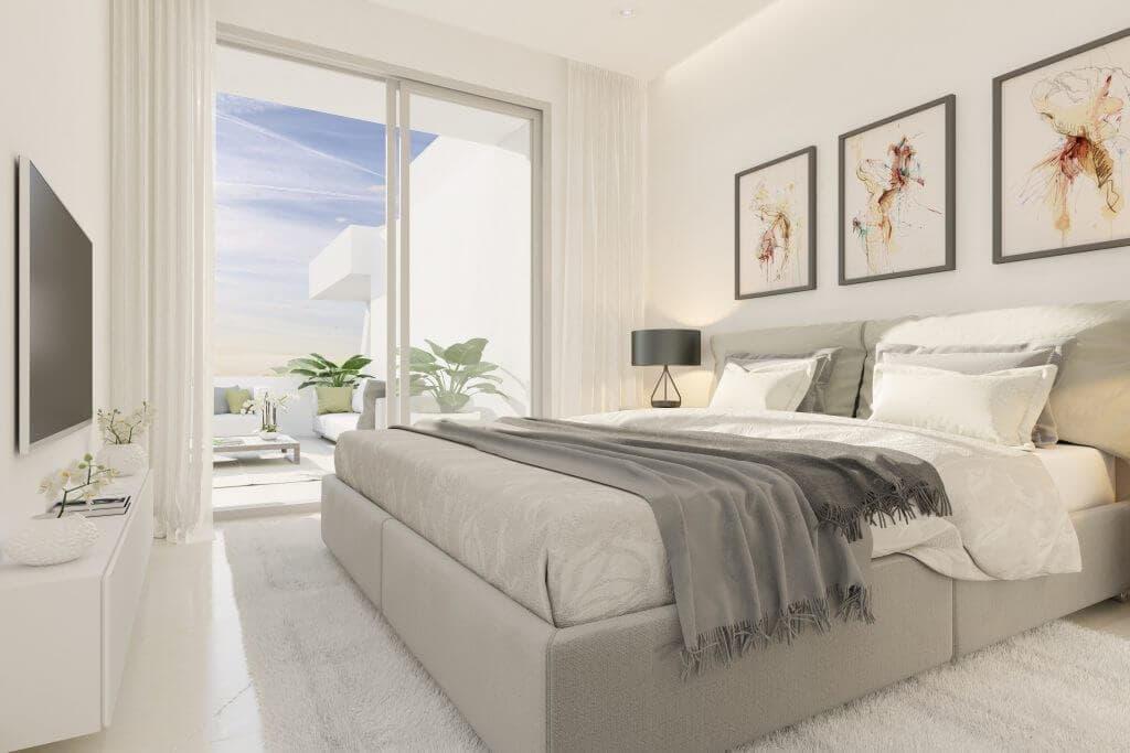 vanian green selwo new golden mile appartement kopen slaapkamer