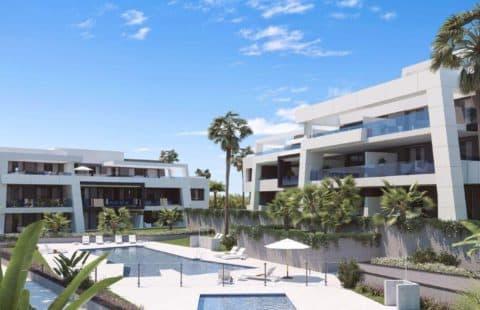 Vanian Gardens: moderne appartementen op een ideale locatie (Selwo)