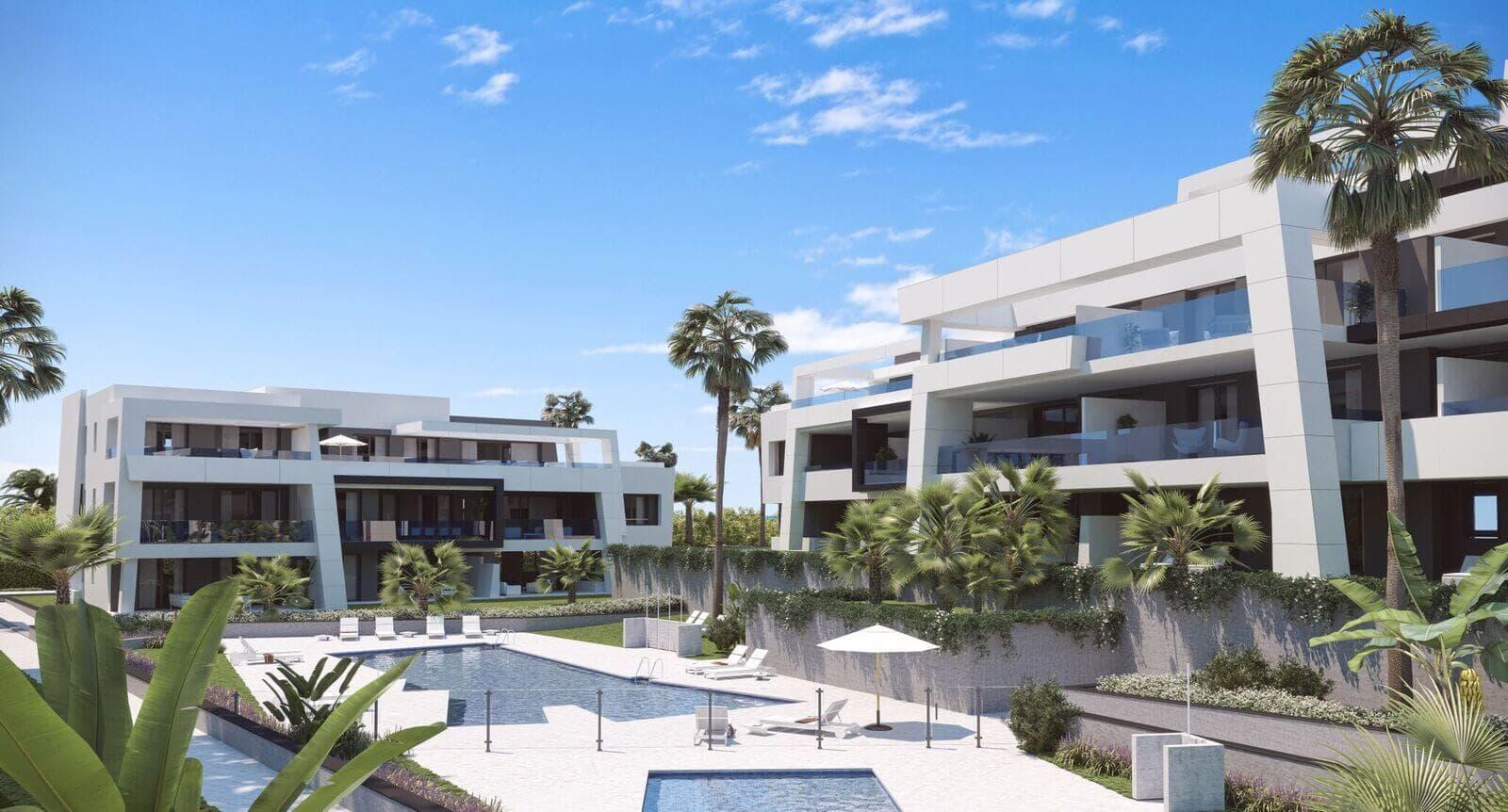 vanian green selwo new golden mile appartement kopen tuin zwembad