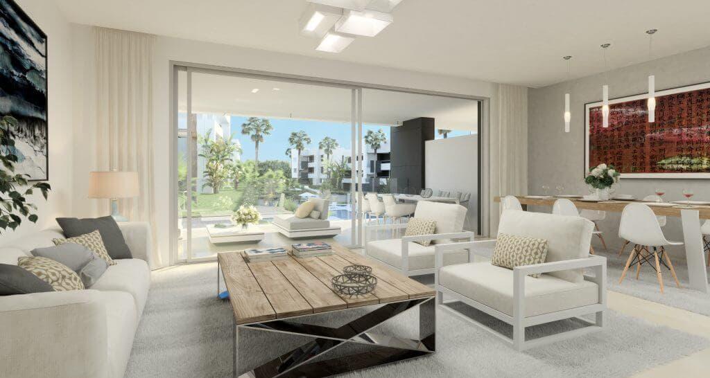 vanian green selwo new golden mile appartement kopen uitzicht
