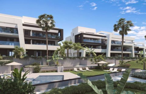 Vanian Green: moderne penthouses op een ideale locatie (Selwo)