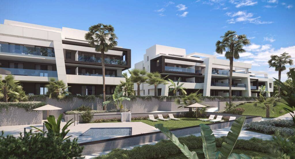 vanian green selwo new golden mile appartement kopen zwembad
