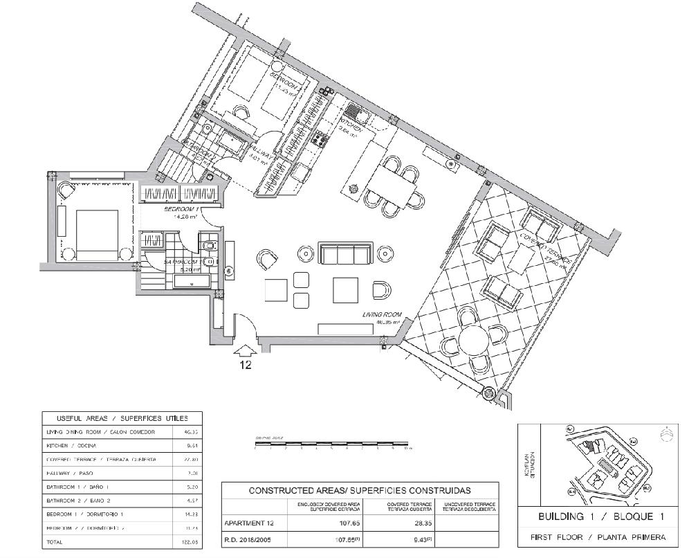 verdieping 2 slaapkamers