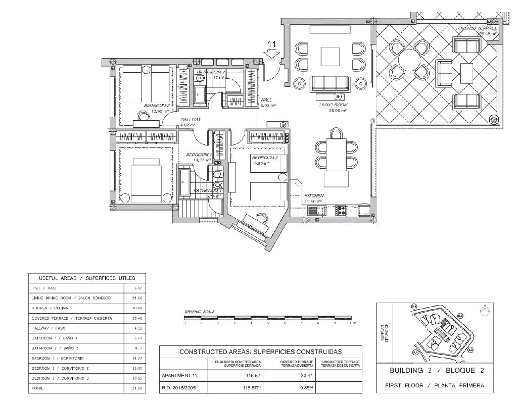 verdieping 3 slaapkamers