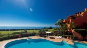 Villa met zwembad in Los Monteros