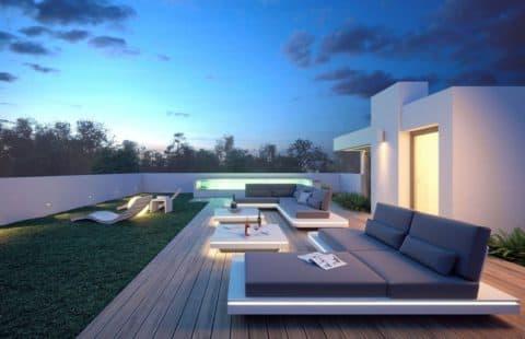 Villas Gardenias: moderne off-plan villas op topligging (Nueva Andalucia)