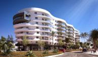 infinity modern appartement kopen estepona project