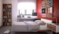 infinity modern appartement kopen estepona slaapkamer