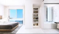 Larimar Las Lagunas de Mijas luxe appartementen te koop zeezicht badkamer