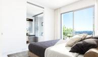 Larimar Las Lagunas de Mijas luxe appartementen te koop zeezicht bed