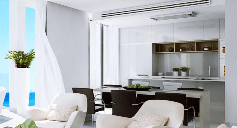 Larimar Las Lagunas de Mijas luxe appartementen te koop zeezicht keuken detail