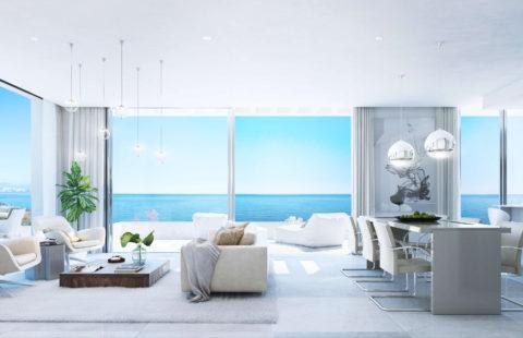 Larimar Suites: 9 luxueuze appartementen op wandelafstand zee (Las Lagunas de Mijas)
