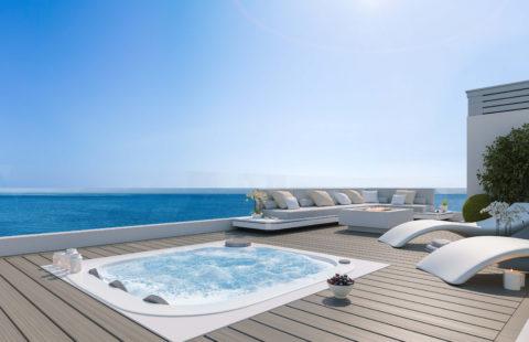 Larimar Suites: luxueuze penthouses op wandelafstand zee (Mijas)