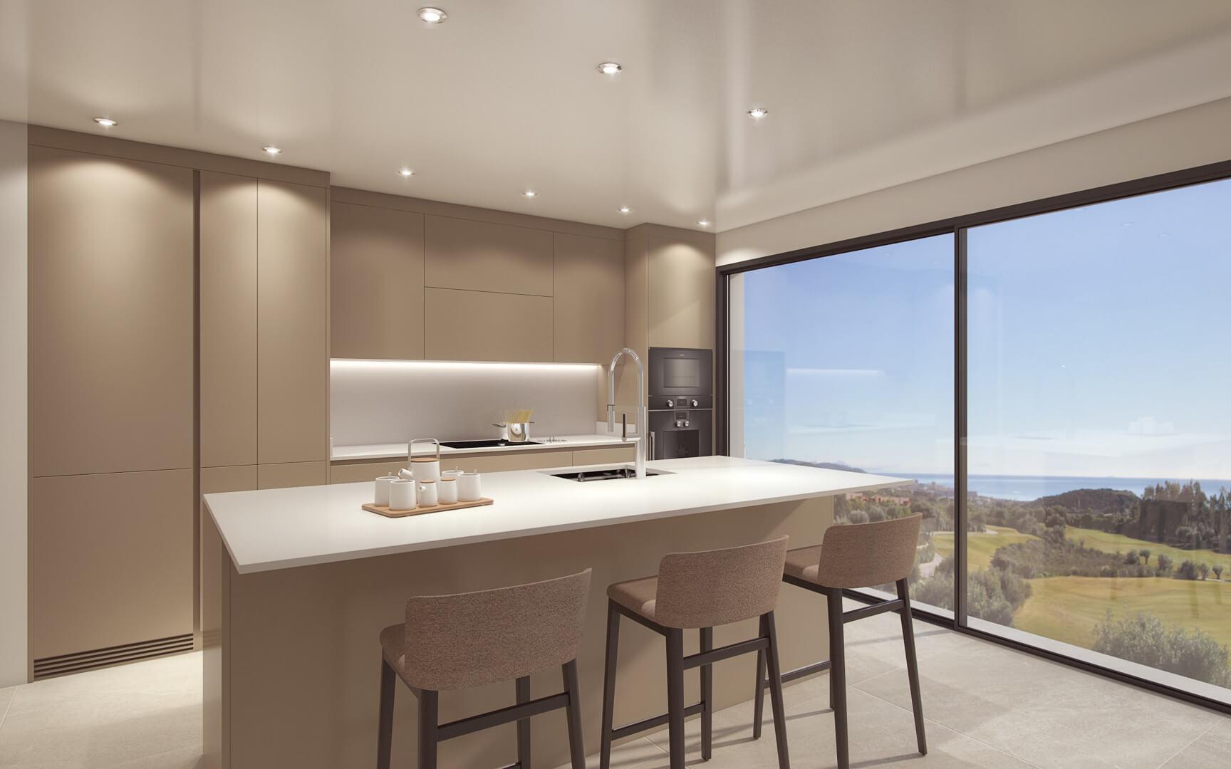 El campanario hills moderne boutique appartementen new golden mile
