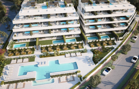 El Campanario Hills: moderne boutique appartementen (New Golden Mile)