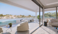 el campanario hills estepona modern appartement te koop prive zwembad