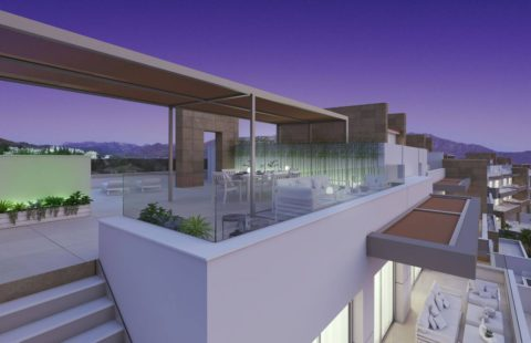 Grand View: nieuwbouw penthouses in La Cala Golf Resort (Mijas)