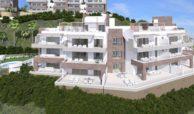grand view la cala te koop modern appartement penthouse nieuwbouw gebouw