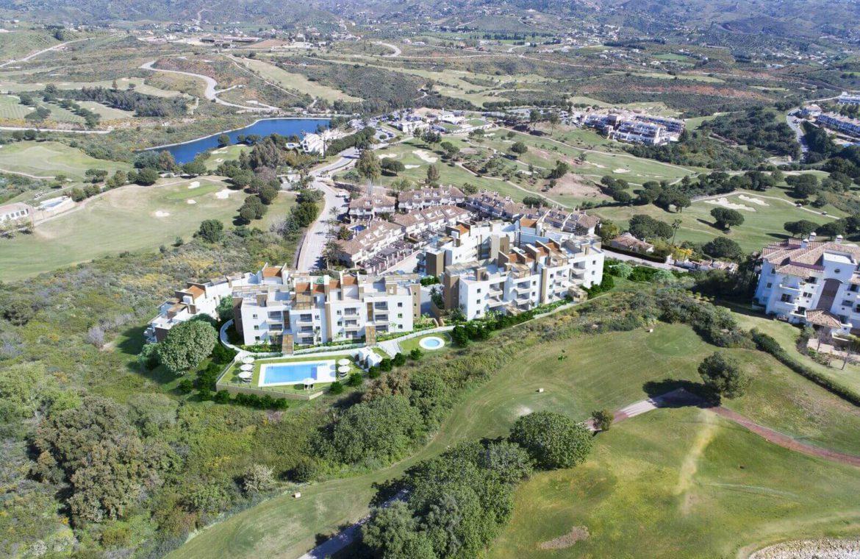grand view la cala te koop modern appartement penthouse nieuwbouw groen