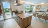 grand view la cala te koop modern appartement penthouse nieuwbouw keuken terras