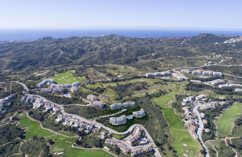 grand view la cala te koop modern appartement penthouse nieuwbouw overzicht