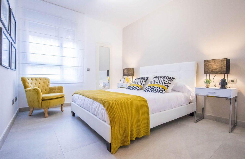 grand view la cala te koop modern appartement penthouse nieuwbouw slaapkamer