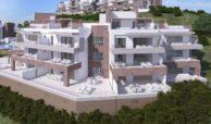 grand view la cala te koop modern appartement penthouse nieuwbouw terras