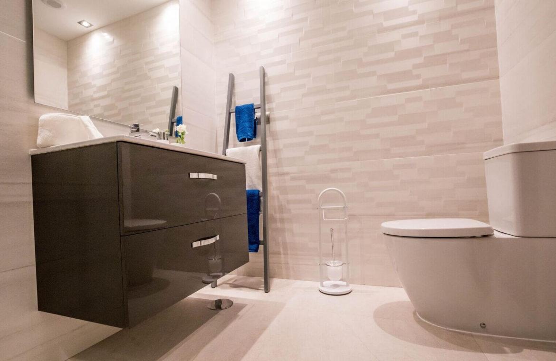 grand view la cala te koop modern appartement penthouse nieuwbouw toilet