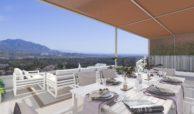 grand view la cala te koop modern appartement penthouse nieuwbouw zeezicht