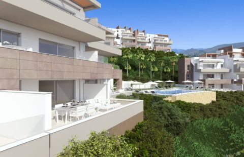 Grand View: nieuwbouw appartementen in La Cala Golf Resort (Mijas)