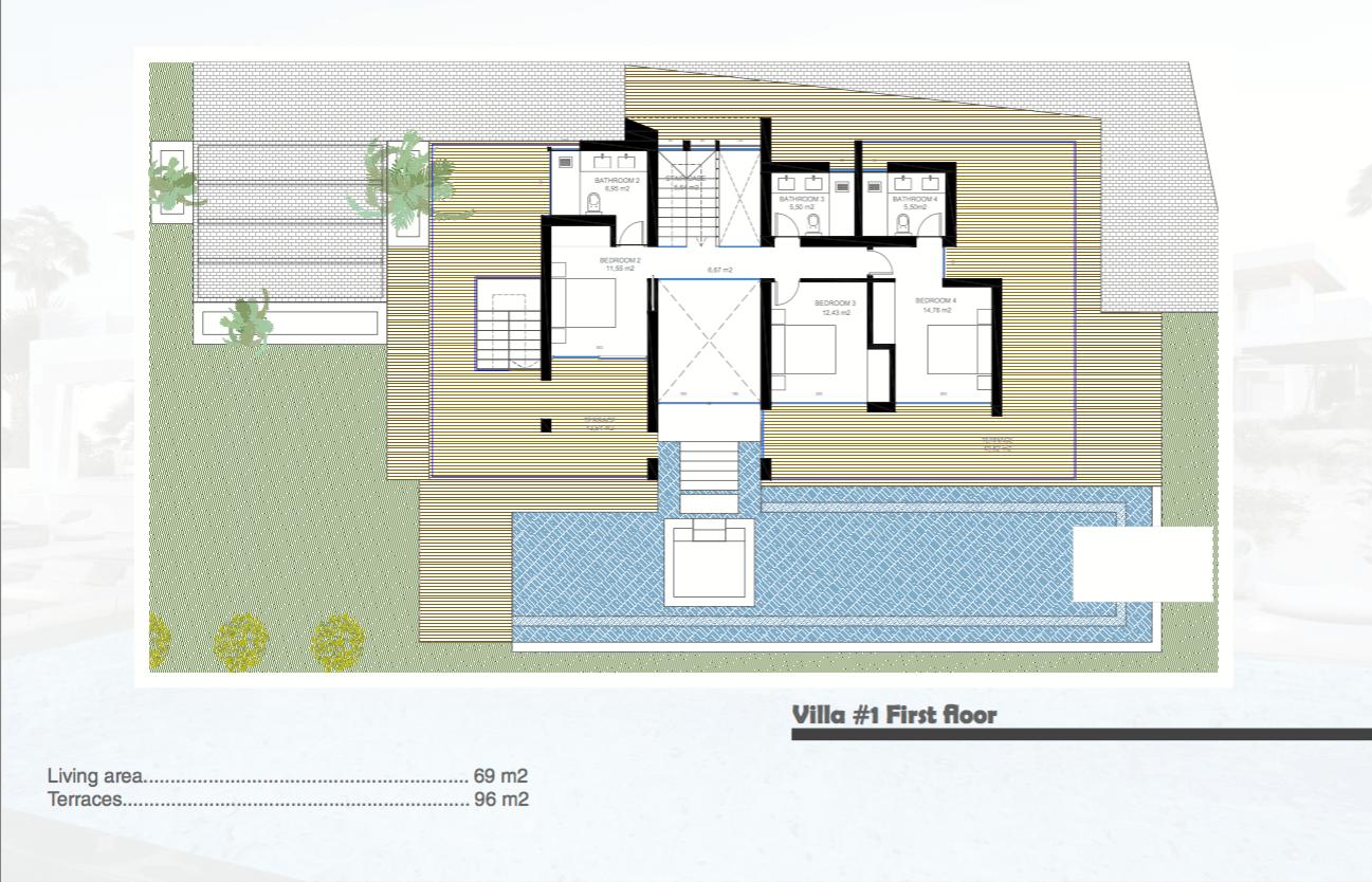 la cerquilla nueva andalucia moderne villa kopen 1 verdieping