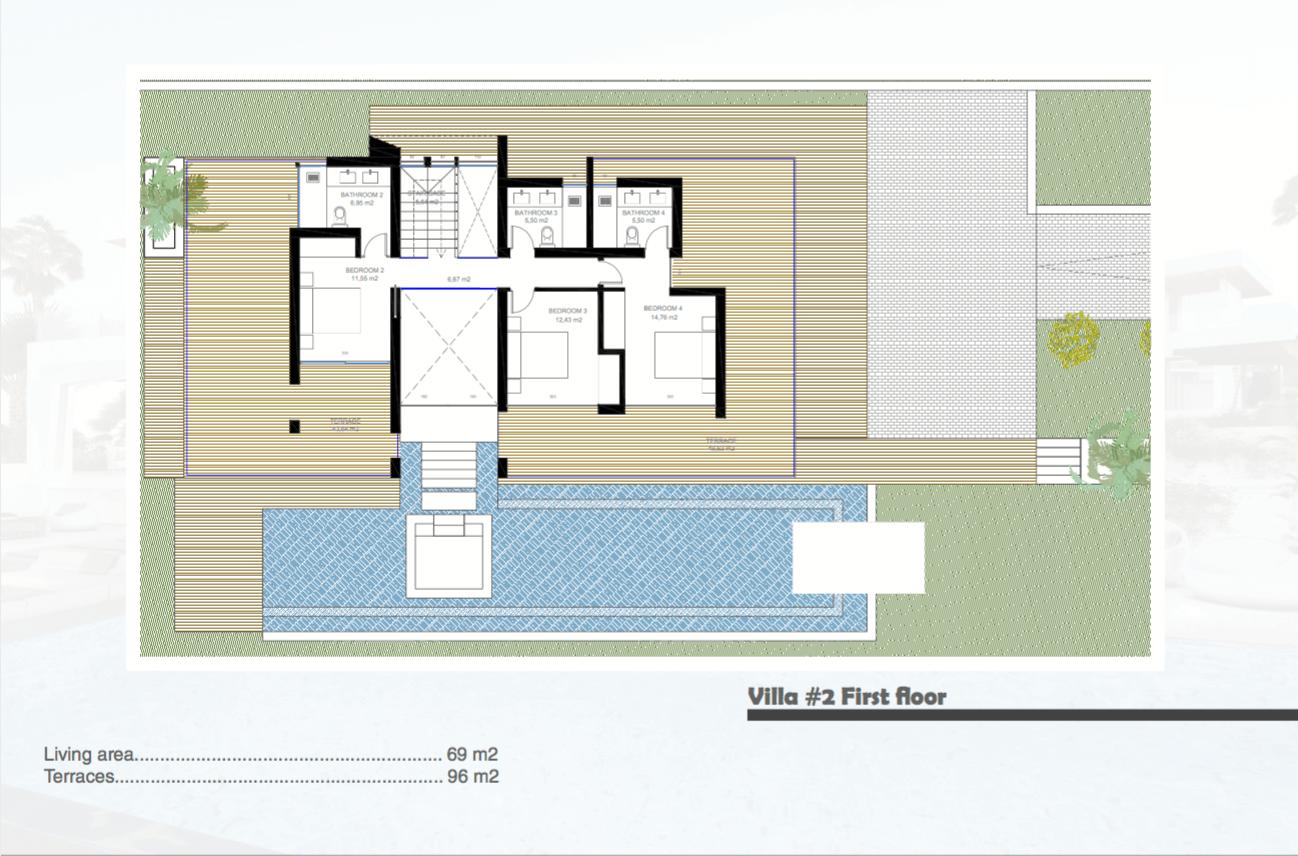 la cerquilla nueva andalucia moderne villa kopen 2 verdieping