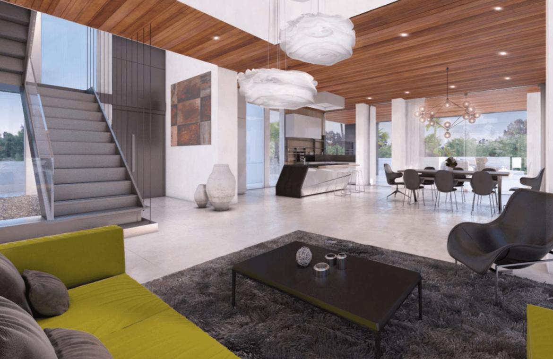 la cerquilla nueva andalucia moderne villa kopen leefruimte