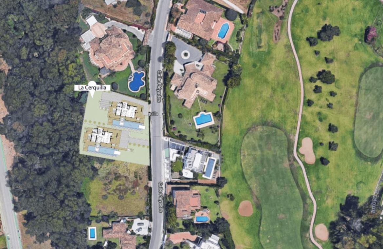 la cerquilla nueva andalucia moderne villa kopen locatie