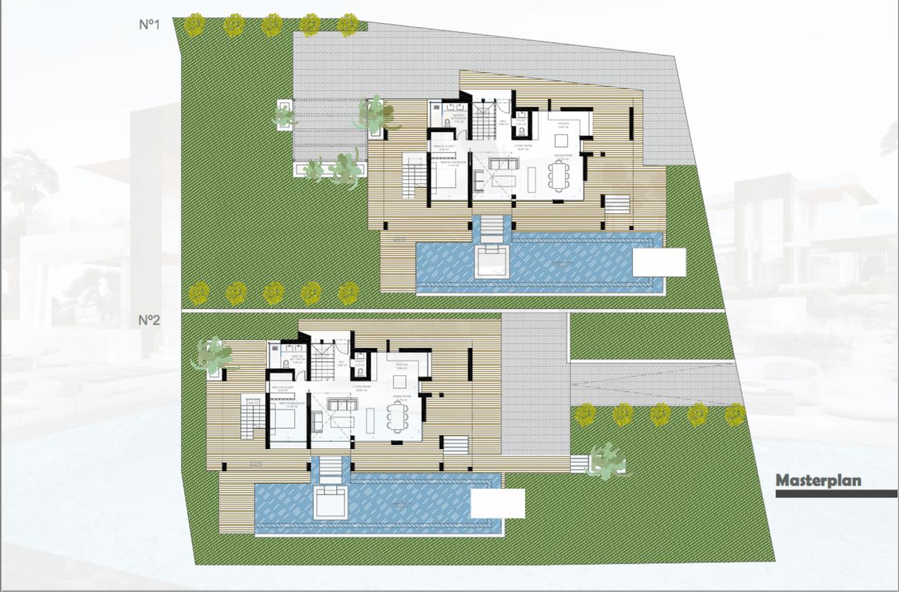 la cerquilla nueva andalucia moderne villa kopen masterplan