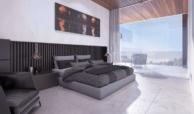 la cerquilla nueva andalucia moderne villa kopen slaapkamer