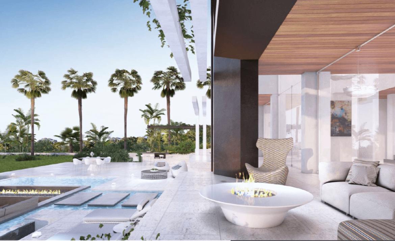 la cerquilla nueva andalucia moderne villa kopen terras