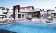 la cerquilla nueva andalucia moderne villa kopen zwembad