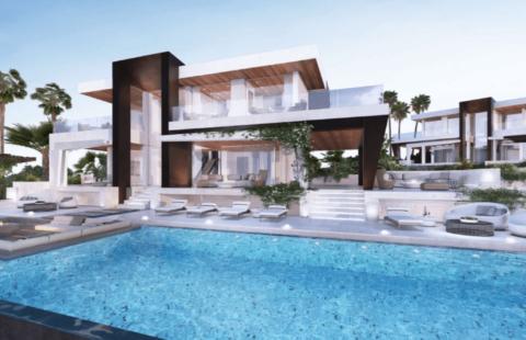 La Cerquilla: buitenkans om 2 villa's te kopen voor de prijs van 1 (Marbella)