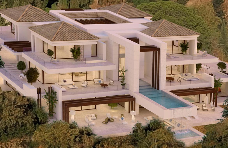 los almendros benahavis luxe moderne villa kopen design
