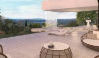 los almendros benahavis luxe moderne villa kopen design terras