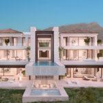 los almendros benahavis luxe moderne villa kopen design zwembad