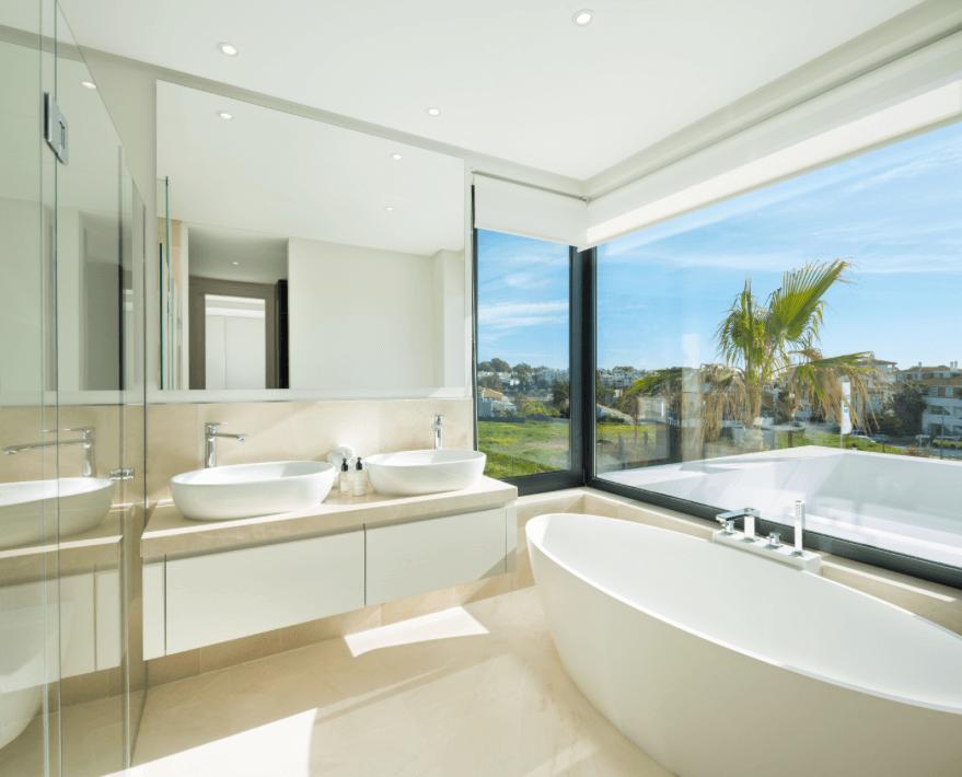los olivos del paraiso benahavis moderne nieuwbouw villa te koop badkamer