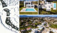 los olivos del paraiso benahavis moderne nieuwbouw villa te koop inplanting