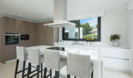 los olivos del paraiso benahavis moderne nieuwbouw villa te koop keuken