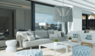 los olivos del paraiso benahavis moderne nieuwbouw villa te koop lounge