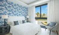 los olivos del paraiso benahavis moderne nieuwbouw villa te koop slaapkamer blauw