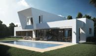 los olivos del paraiso benahavis moderne nieuwbouw villa te koop type b zwembad