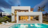 los olivos del paraiso benahavis moderne nieuwbouw villa te koop zwembad