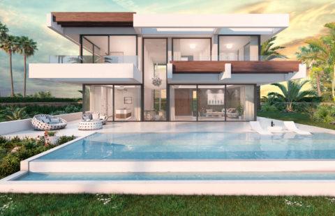 Linda Vista: moderne off-plan villa op wandelafstand van alles (San Pedro)